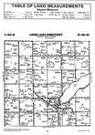 Map Image 054, Crow Wing County 1998 Published by Farm and Home Publishers, LTD