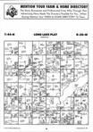 Map Image 056, Crow Wing County 1998 Published by Farm and Home Publishers, LTD