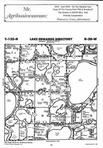 Map Image 062, Crow Wing County 1998 Published by Farm and Home Publishers, LTD