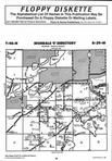 Map Image 074, Crow Wing County 1998 Published by Farm and Home Publishers, LTD
