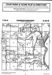 Map Image 075, Crow Wing County 1998 Published by Farm and Home Publishers, LTD