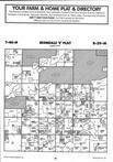 Map Image 076, Crow Wing County 1998 Published by Farm and Home Publishers, LTD