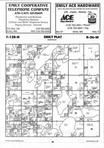 Map Image 019, Crow Wing County 1999
