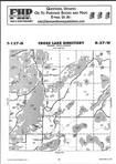 Map Image 010, Crow Wing County 2001 Published by Farm and Home Publishers, LTD