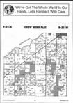 Map Image 011, Crow Wing County 2001 Published by Farm and Home Publishers, LTD