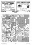 Map Image 019, Crow Wing County 2001 Published by Farm and Home Publishers, LTD
