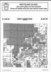 Map Image 023, Crow Wing County 2001 Published by Farm and Home Publishers, LTD
