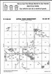 Map Image 040, Crow Wing County 2001 Published by Farm and Home Publishers, LTD