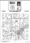 Map Image 042, Crow Wing County 2001 Published by Farm and Home Publishers, LTD