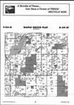 Map Image 043, Crow Wing County 2001 Published by Farm and Home Publishers, LTD