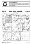 Map Image 044, Crow Wing County 2001 Published by Farm and Home Publishers, LTD