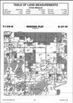 Map Image 045, Crow Wing County 2001 Published by Farm and Home Publishers, LTD