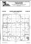 Map Image 060, Crow Wing County 2001 Published by Farm and Home Publishers, LTD