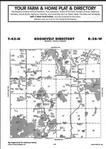 Map Image 064, Crow Wing County 2001 Published by Farm and Home Publishers, LTD