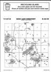 Map Image 066, Crow Wing County 2001 Published by Farm and Home Publishers, LTD
