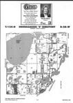 Map Image 074, Crow Wing County 2001 Published by Farm and Home Publishers, LTD