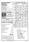 Index Map 1, Crow Wing County 2002