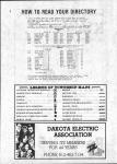 Index and Legend, Dakota County 1982 Published by Directory Service Company
