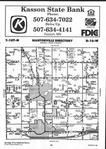 Map Image 011, Dodge County 2001