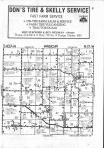 Map Image 002, Dodge and Steele Counties 1980