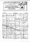 Map Image 006, Dodge and Steele Counties 1980