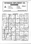 Map Image 012, Dodge and Steele Counties 1980