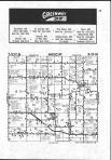 Map Image 002, Dodge and Steele Counties 1981