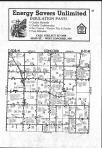 Map Image 009, Dodge and Steele Counties 1981