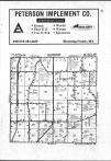 Map Image 013, Dodge and Steele Counties 1981