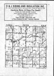Map Image 005, Dodge and Steele Counties 1982 Published by Directory Service Company