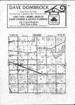 Map Image 006, Dodge and Steele Counties 1982 Published by Directory Service Company