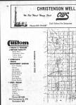 Dodge County Index Map - left, Dodge and Steele Counties 1982 Published by Directory Service Company