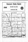 Map Image 007, Dodge and Steele Counties 1984