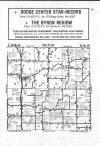 Map Image 008, Dodge and Steele Counties 1984