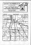 Map Image 003, Dodge and Steele Counties 1984
