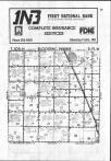 Map Image 011, Dodge and Steele Counties 1984