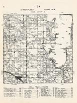 Ida Township, Garfield, Douglas County 1958