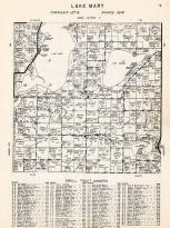 Lake Mary Township, Douglas County 1958