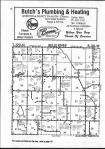 Belle River T129N-R36W, Douglas County 1978 Published by Directory Service Company