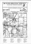 Alexandria T128N-R37W, Douglas County 1981 Published by Directory Service Company