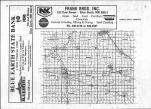 Index Map, Faribault County 1982