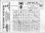 Index Map, Faribault County 1983