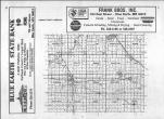 Index Map, Faribault County 1985