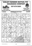 Map Image 002, Faribault County 1998