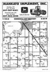 Map Image 016, Faribault County 2000