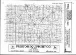 Index Map, Fillmore County 1981 Published by Directory Service Company