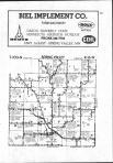 Spring Valley T103N-R13W, Fillmore County 1981 Published by Directory Service Company