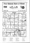 Newburg T101N-R8W, Fillmore County 1981 Published by Directory Service Company