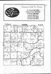 Jordan T104N-R12W, Fillmore County 1981 Published by Directory Service Company