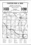 Canton T101N-R9W, Fillmore County 1981 Published by Directory Service Company
